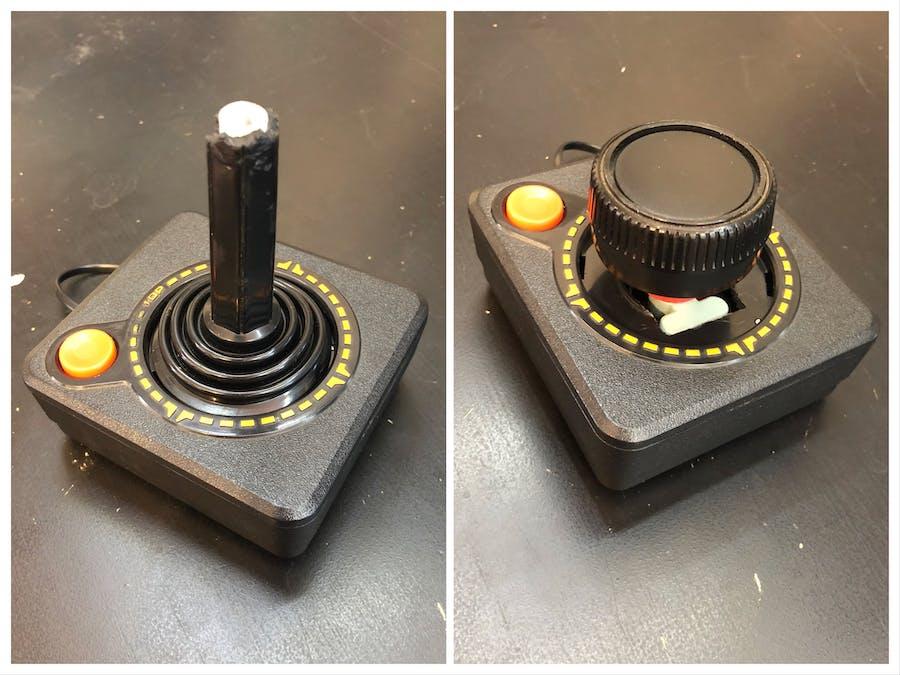 Transforming Atari 2600 Controller