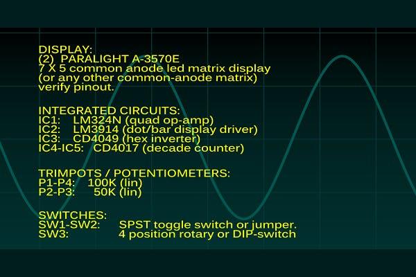 DIY Mini-Oscilloscope - Hackster io