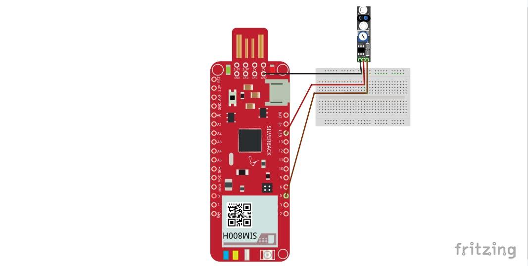 Avoidance Sensor Using Surilli GSM - Hackster io