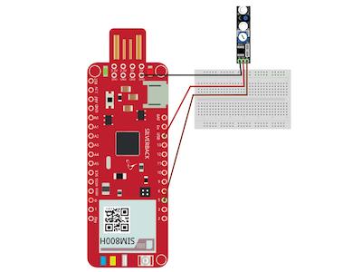 Tracking Sensor Using Surilli GSM