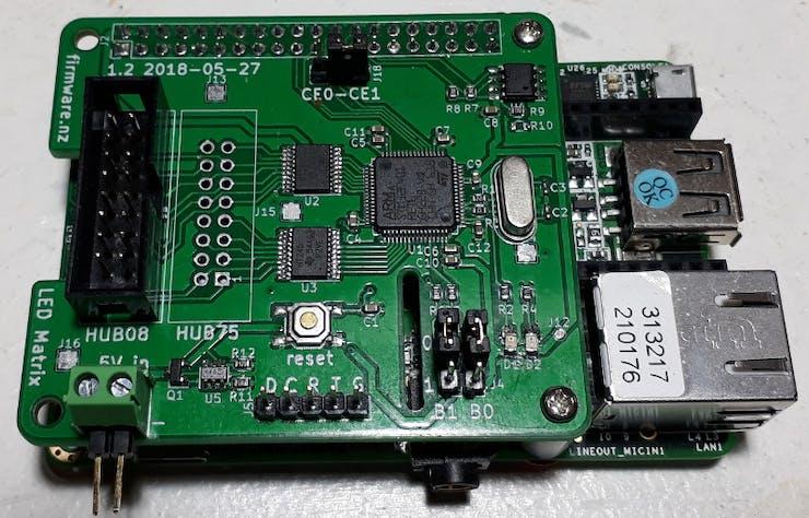 Third board (V1.2)