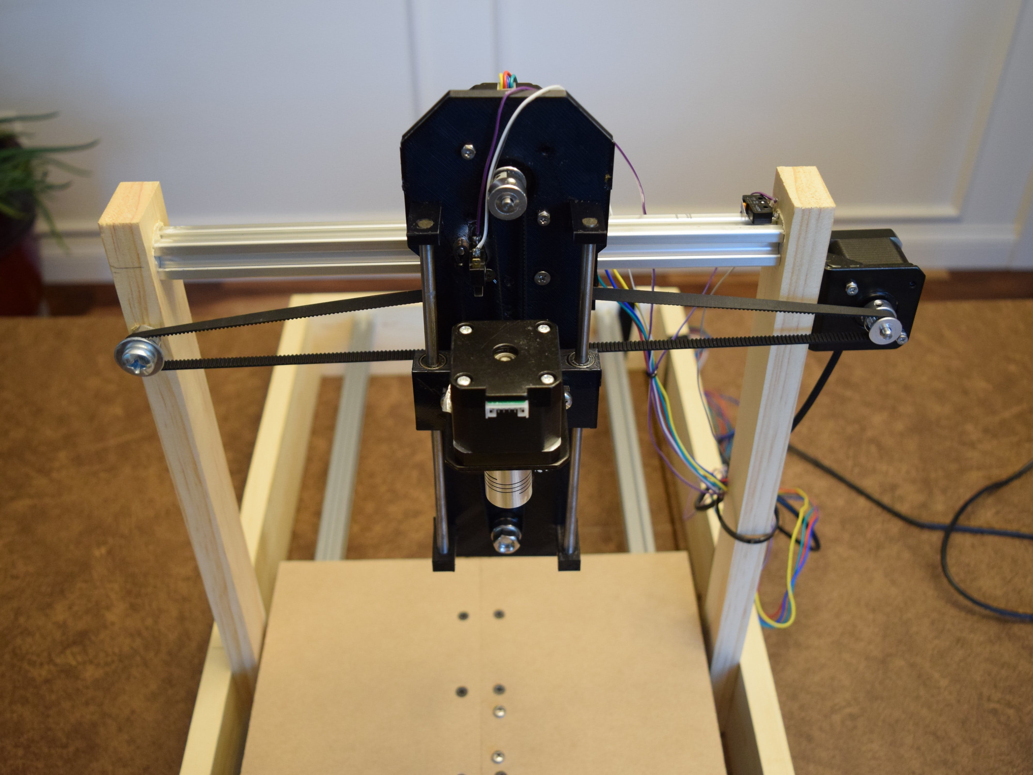 DIY Universal CNC Machine