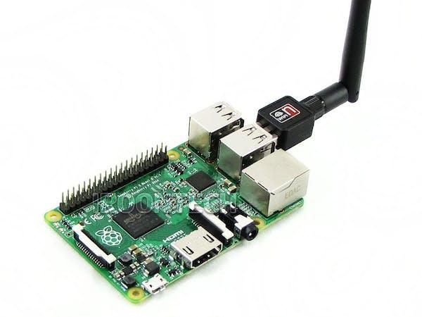 Iot Raspberry Pi Wifi Headless Setup Hackster Io