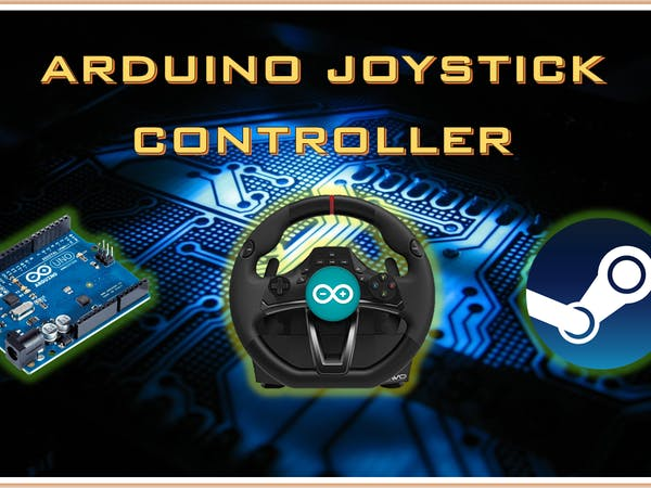 Arduino Joystick - Arduino Project Hub
