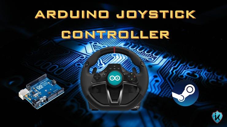 Arduino Joystick - Hackster io