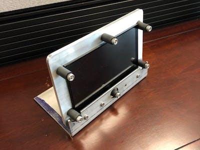 Scrap Material Panel Mount for LattePanda