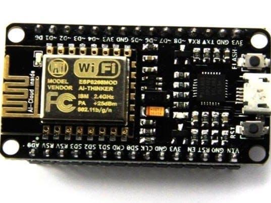 NodeMCU WiFi Deauther