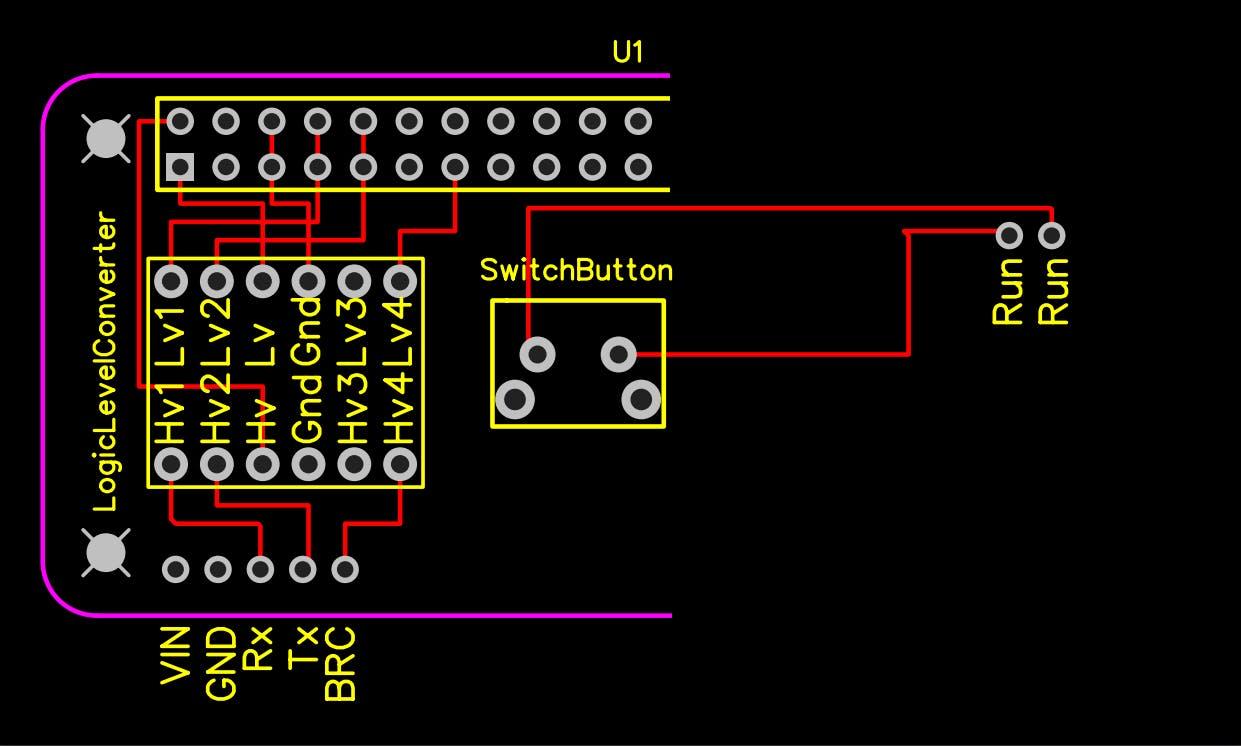 Roomberry Surveillance Robot Roomba Pi Zero Camera External Serial Port Diagram