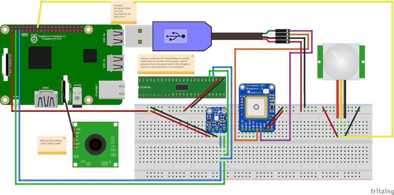 LitterBug - Autonomous Trash Rover - Hackster io