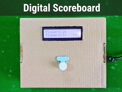 Digital Scoreboard