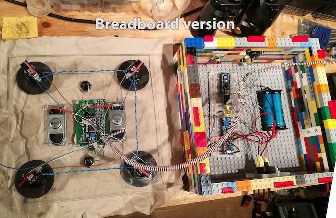 Breadboard version