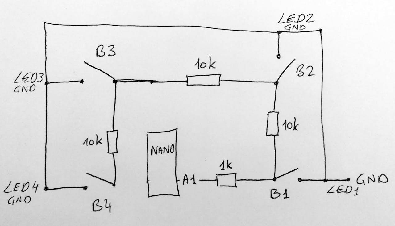 Arduino Arcade Lego Games Box Ldv Ignition Switch Wiring Diagram