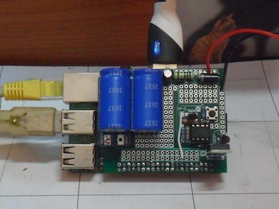Safe Shutdown and Auto Bootup for Raspberry Pi