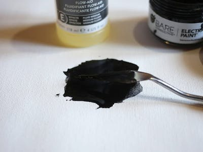How to Thin Electric Paint