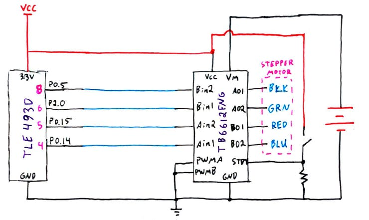 Figure 4 - Wiring Diagram