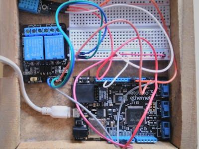 C# Smart IoT SwitchBoard with Netduino