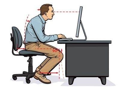 Posture Pal with Walabot