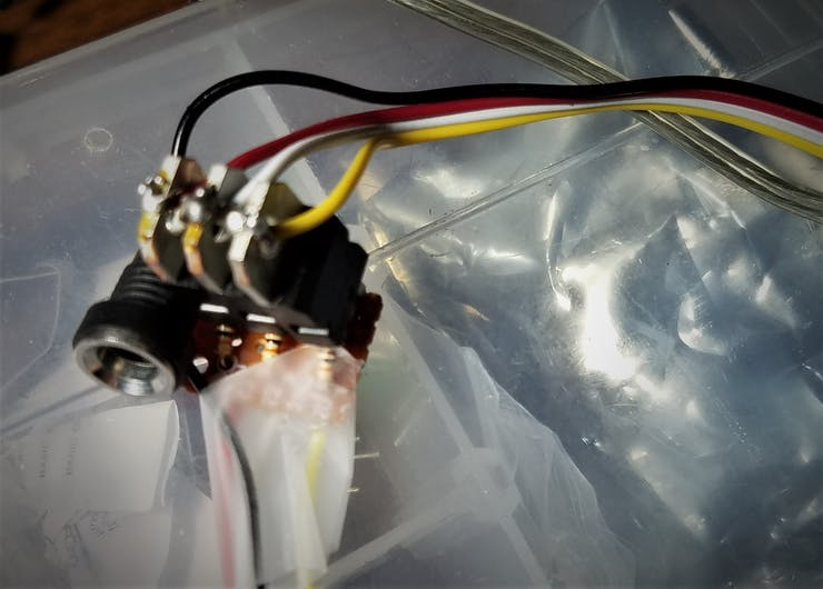 controlling 12V DC LED lights with transistor