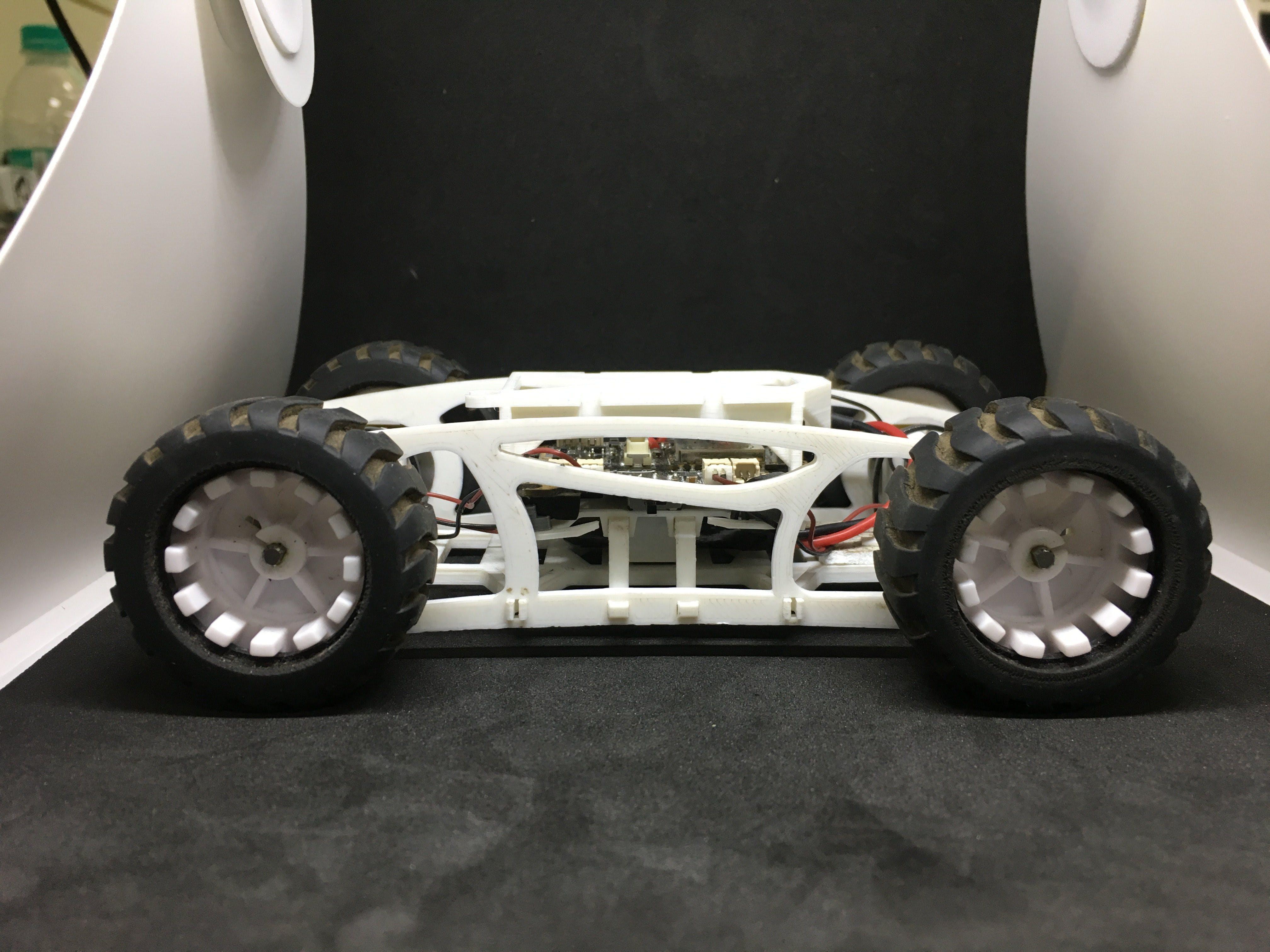 PlutoX Rover