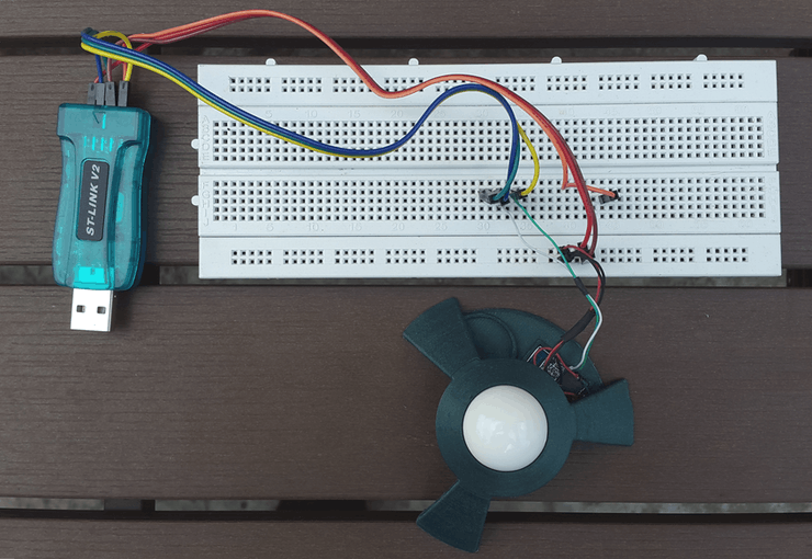 Magnetic Trackball (with Bluetooth LE) - Hackster io