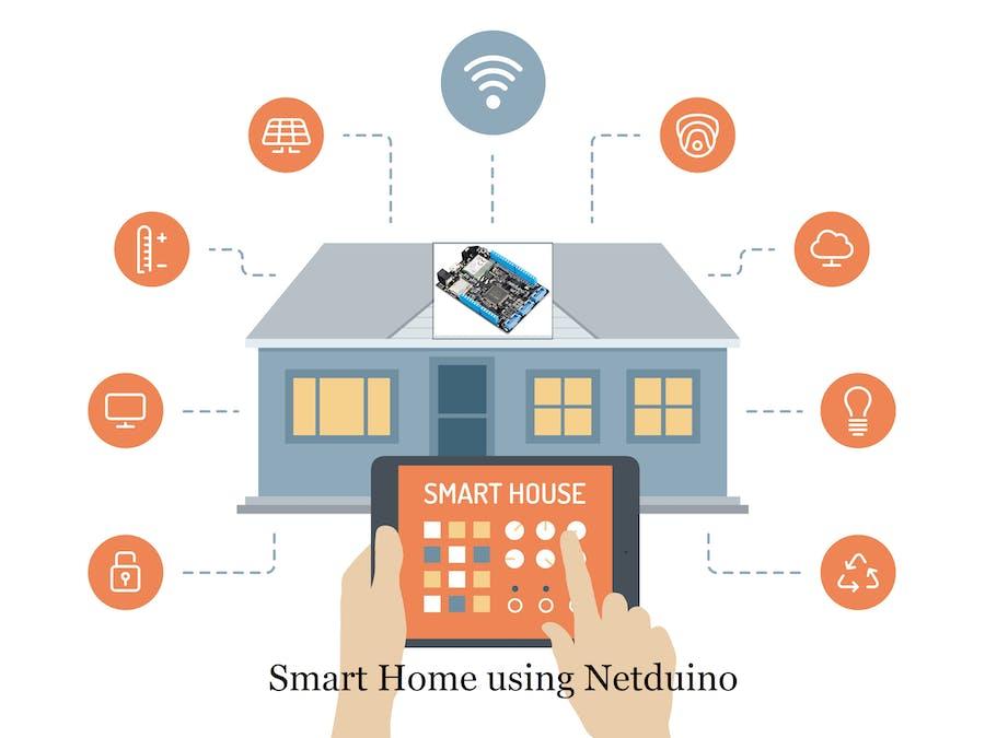 Smart Home Using Netduino