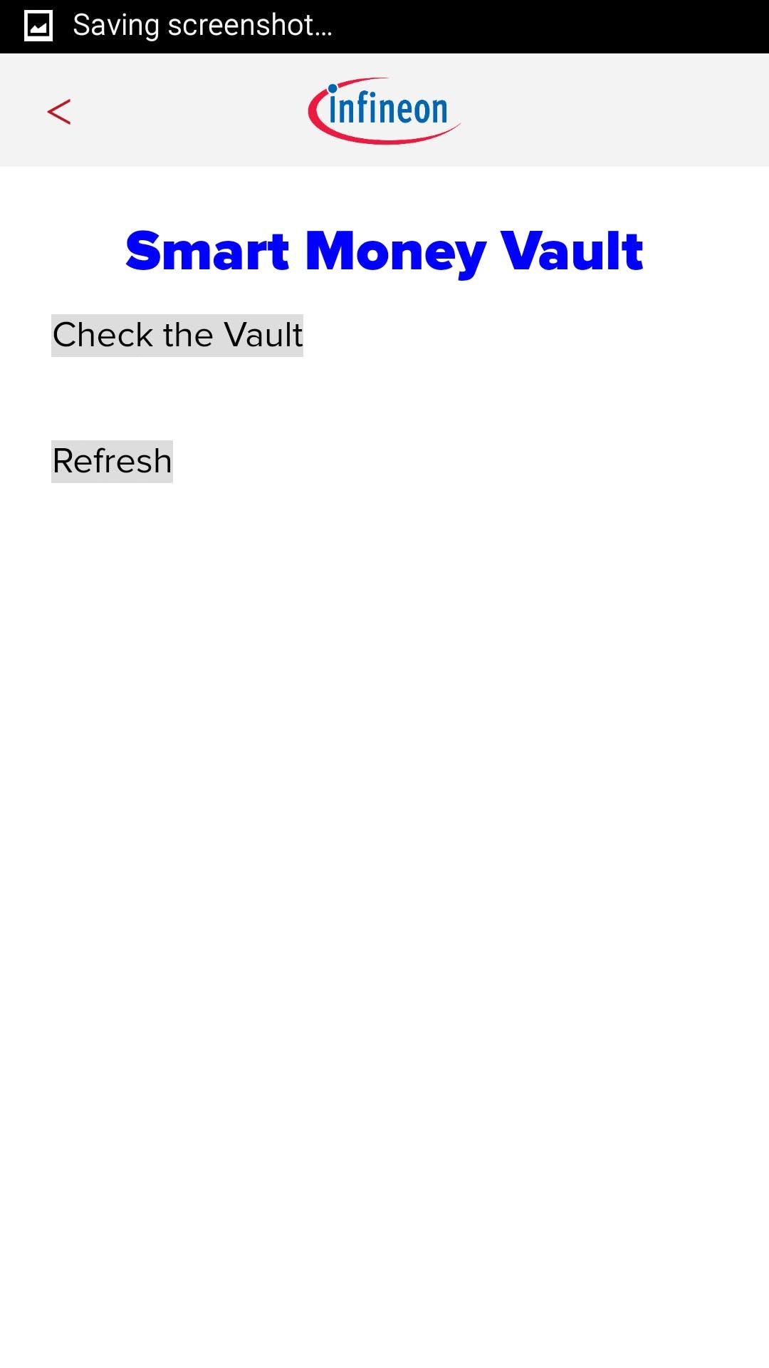 apps screenshot.