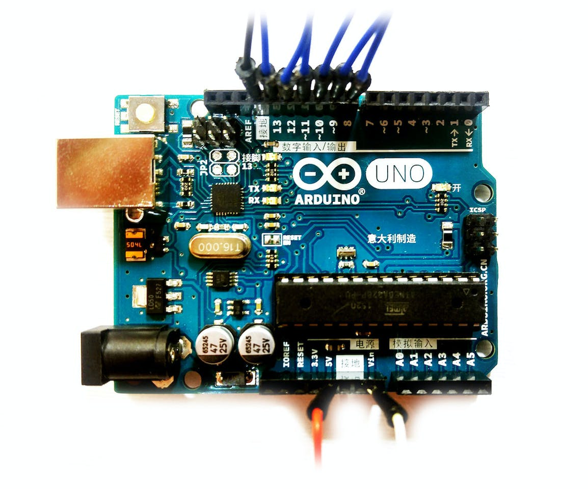The Beginners Guide To Control Motors By Arduino And L293d Motor Circuit Additionally Servo Schematic