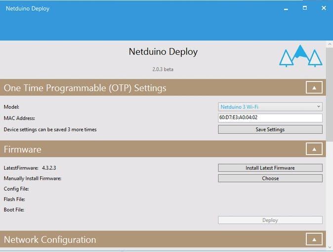 NetduinoDeploy Software