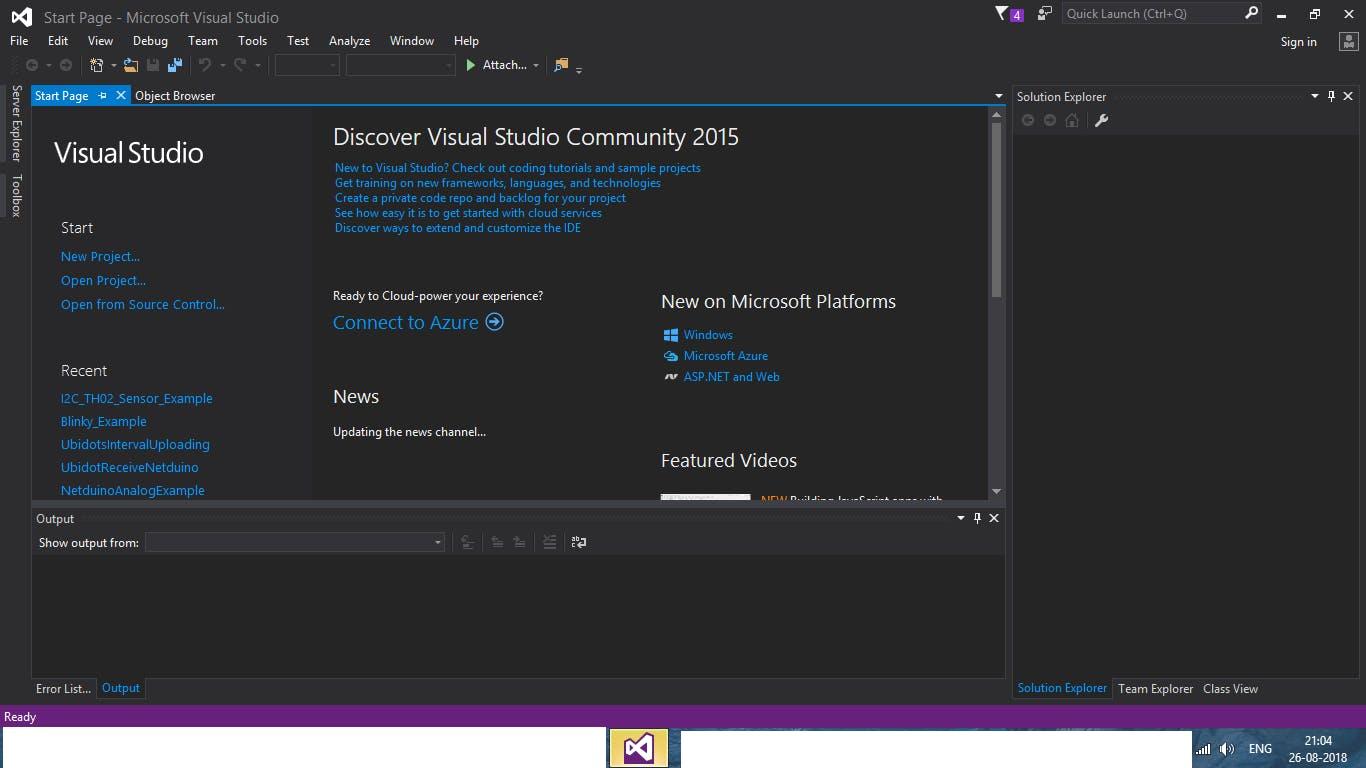 Visual Studio Software