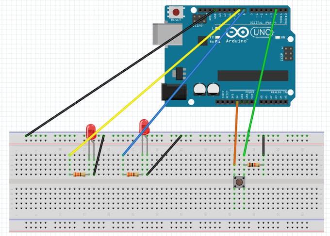 UNO wiring diagram