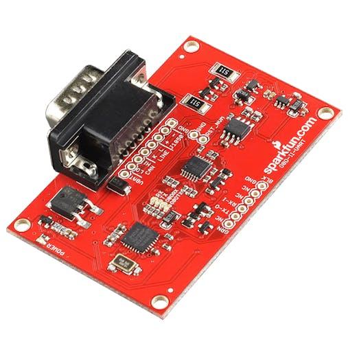 SparkFun OBD-II UART (picture from SparkFun.com)