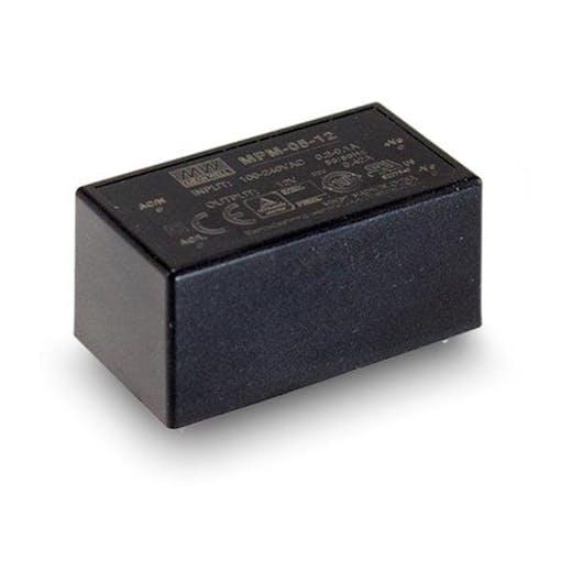 120 Volt AC to 24 Volt DC power supply module