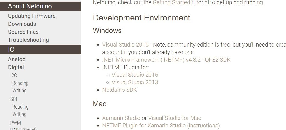 http://developer.wildernesslabs.co/Netduino/About/Downloads/
