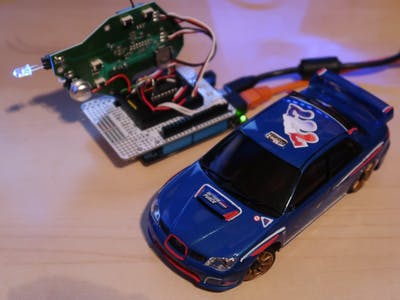 IoRCT: The Internet of Radio-Controlled Things! 🎮🏎️