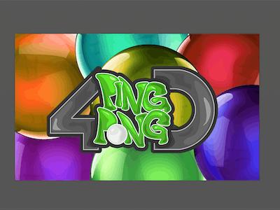 4D Ping Pong