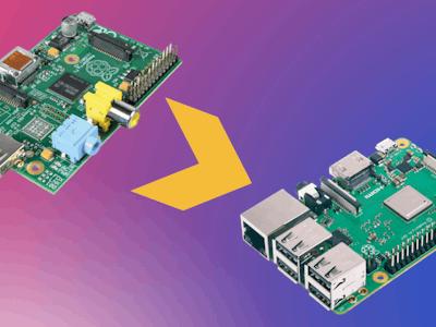 Raspberry Pi: Old vs. New