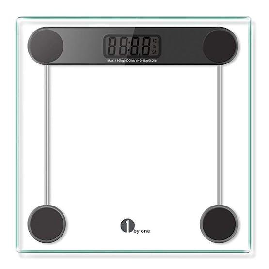 A standard cheap digital scale
