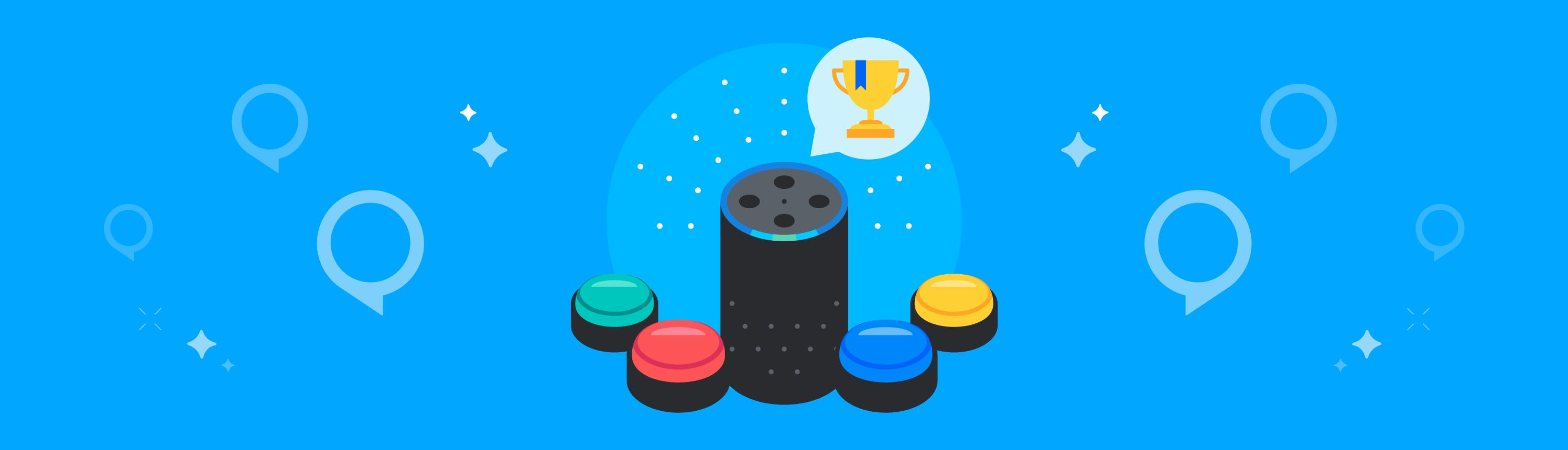 Echo Buttons US Game Skills Contest