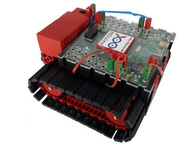 ftDuino: Arduino for fischertechnik