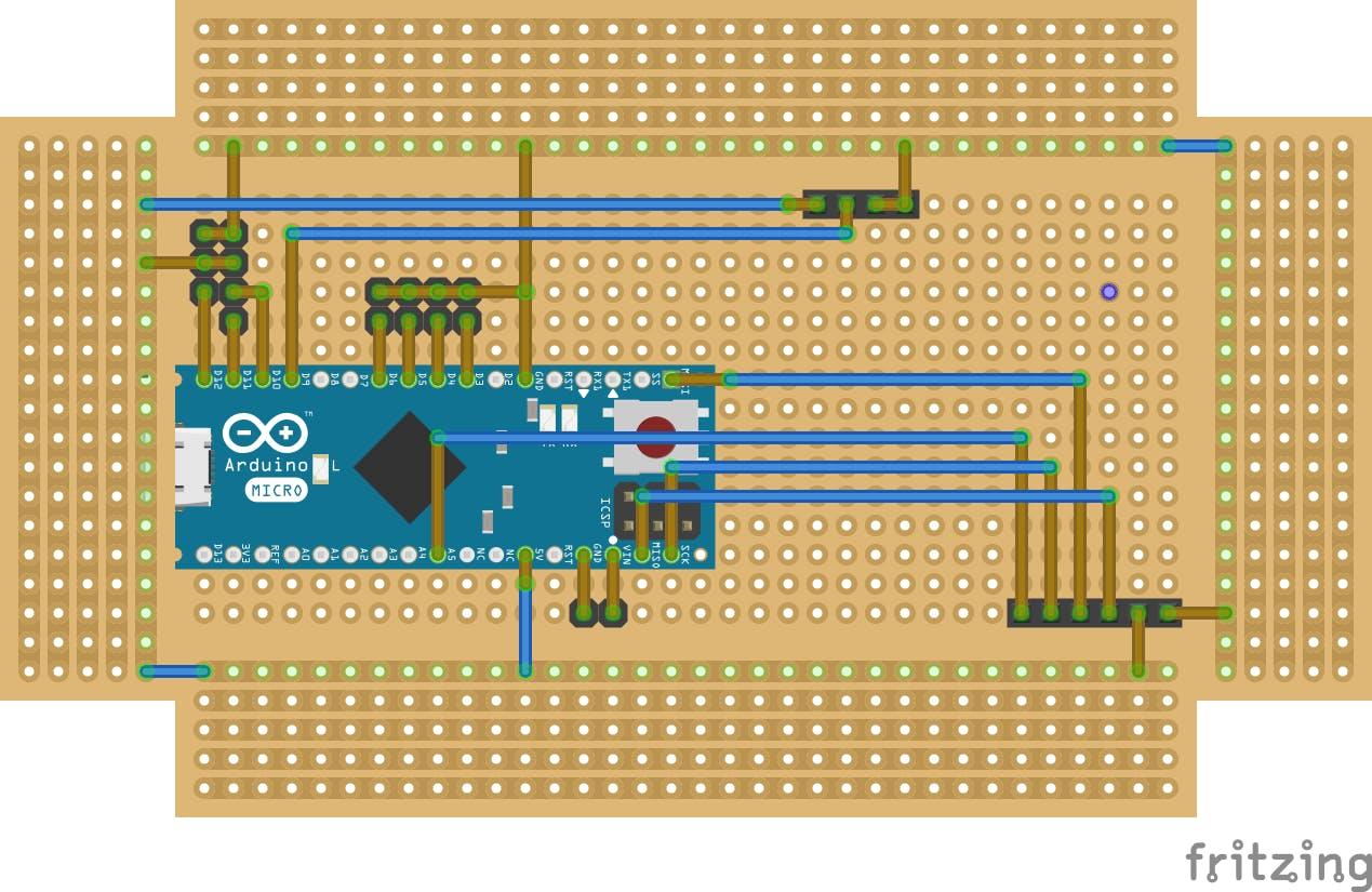 Current PCB design