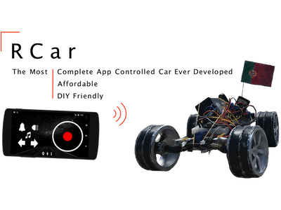 RCar | Robots for All!