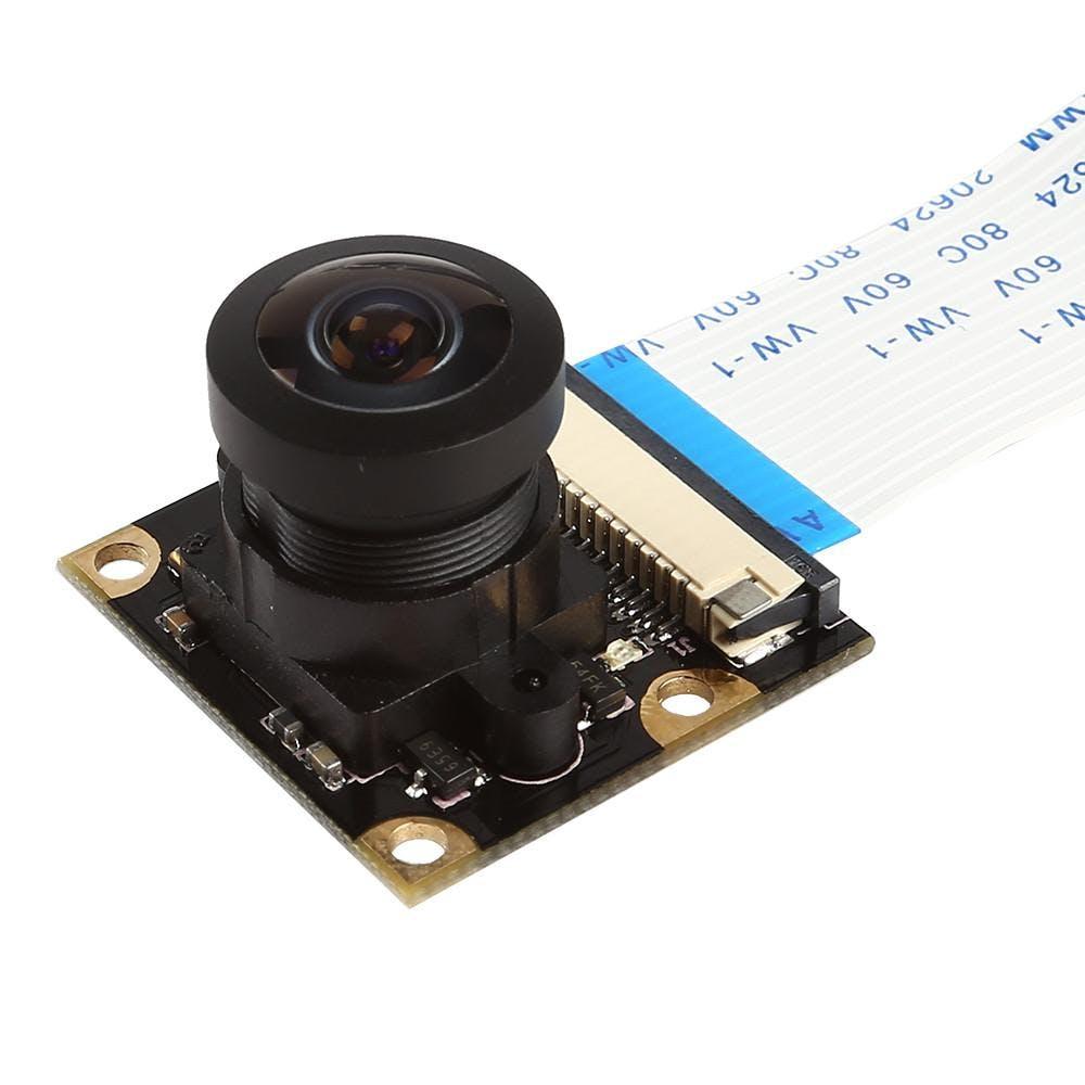 No IR Wide Angle FOV160° 5-Megapixel Camera Module