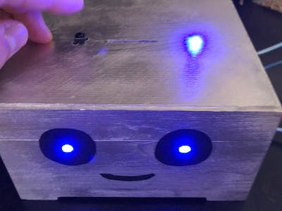 Box Bot: A Box Tops for Education Project