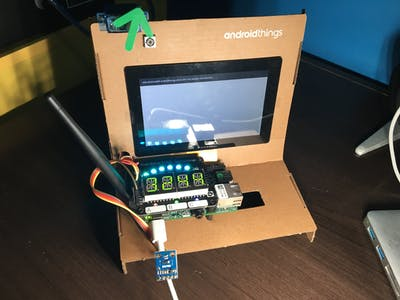 Android Things Driver for BH1750 Ambient Light Sensor