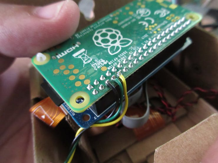 Raspberry Pi UART Connection