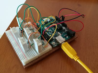 Test DHT22 Sensors with Arduino and MATLAB