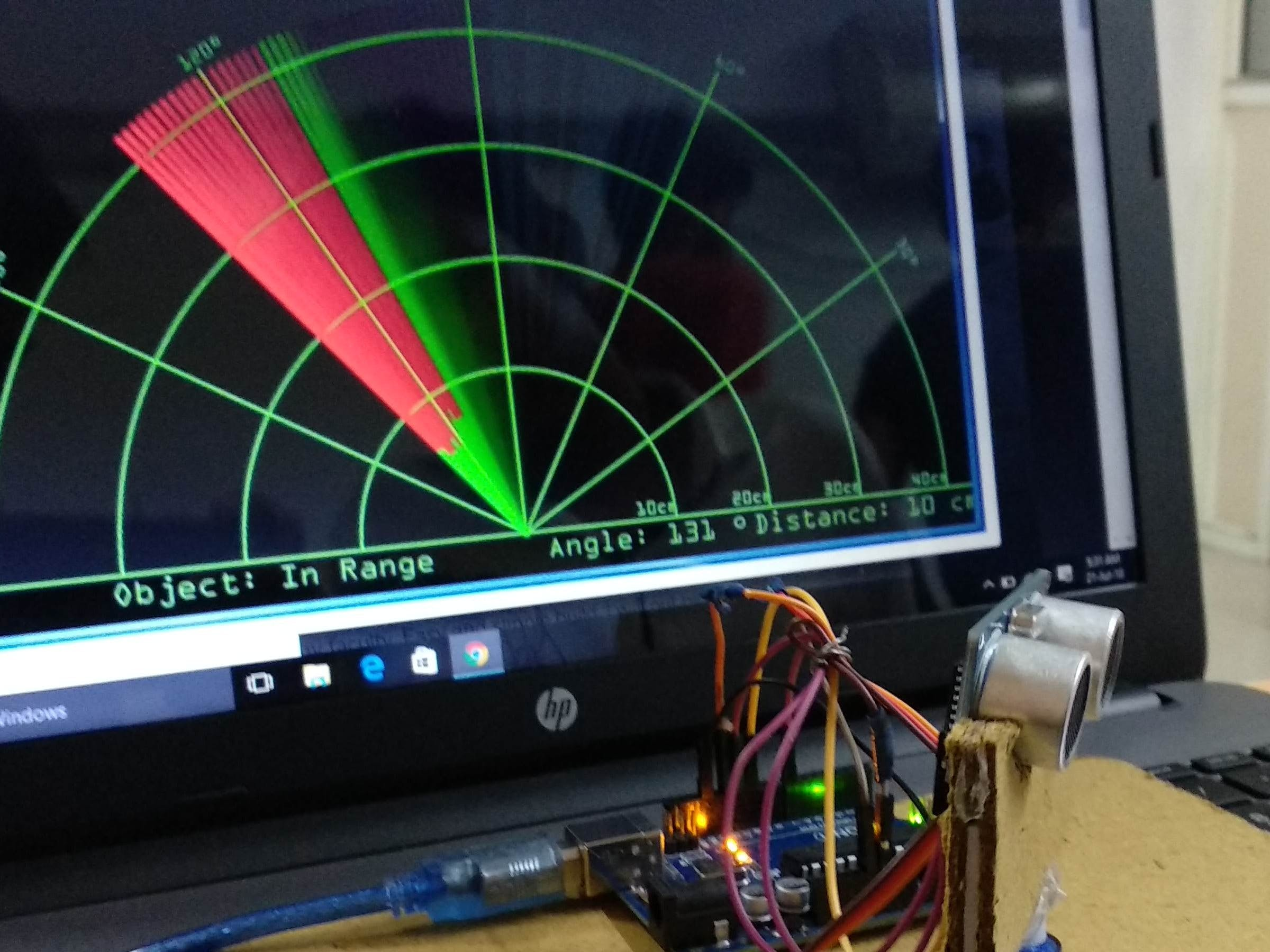 How to Make Radar at Home