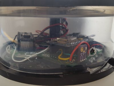 KatLight - The Coolest IoT Wonderlamp