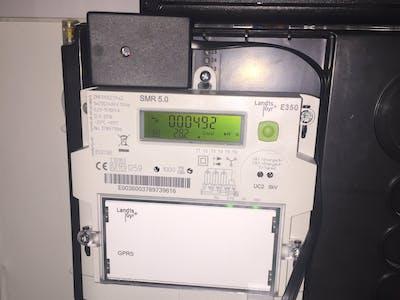WiFi-Enabled Smart Meter Reader