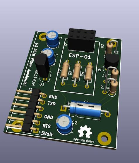 PCB made by PCBway